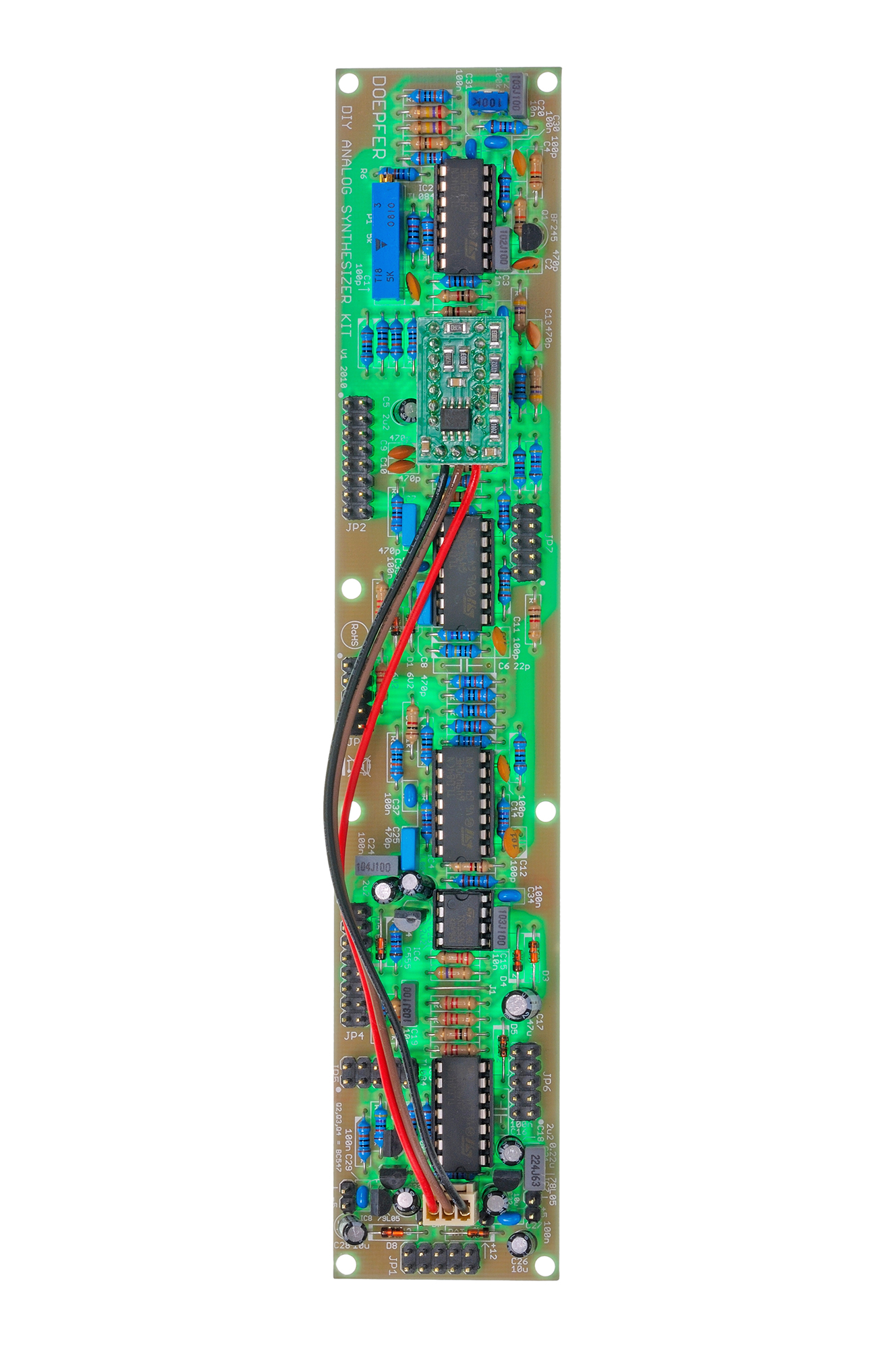doepfer diy synthesizer kit no tempco the synthesizer network. Black Bedroom Furniture Sets. Home Design Ideas