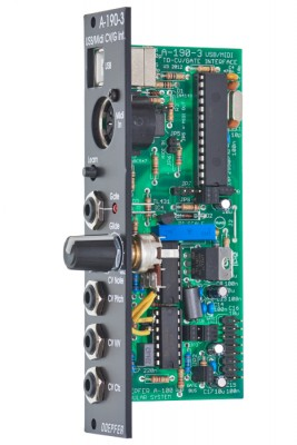 A190-3 USB/MIDI INTERFACE VE