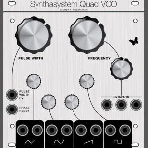 SYNTHASYSTEM QUAD VCO (STEINER PARKER)