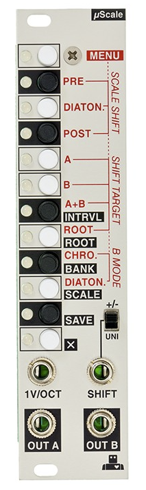 INTELLIJEL DESIGNS uSCALE V2