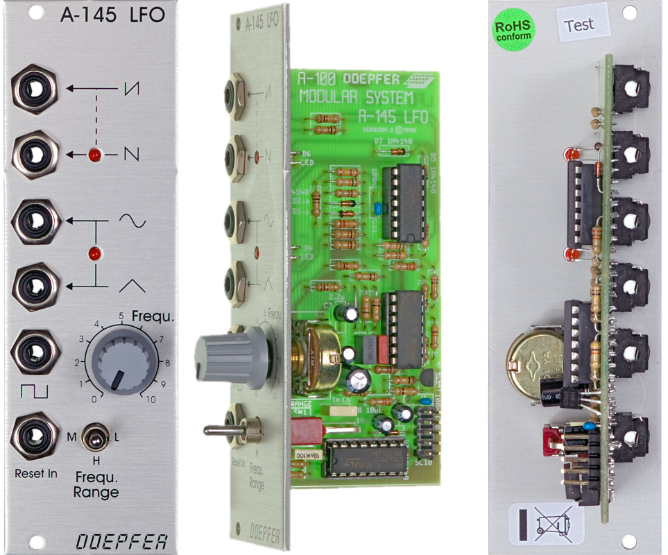 a145 low frequency oscillator the synthesizer network. Black Bedroom Furniture Sets. Home Design Ideas
