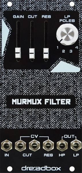 DREADBOX - MURMUX LPF/HPF