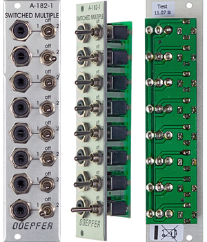 A182-1 SWITCHED MULTIPLE