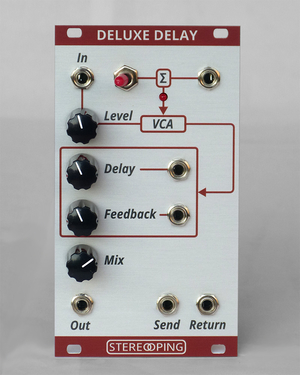 STEREOPING DELUXE DELAY