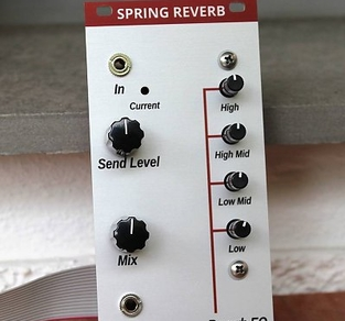 STEREOPING SPRING REVERB