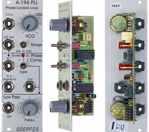 A196 PHASE LOCKED LOOP