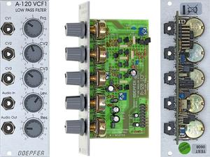 A120 24dB LOW PASS FILTER MOOG