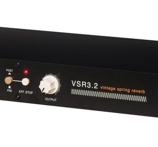 VERMONA SPRING REVERB VSR3.2