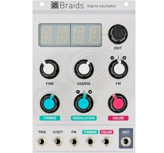 MUTABLE INSTRUMENTS - BRAIDS