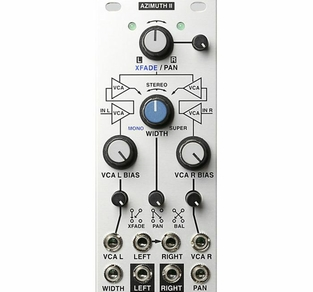 INTELLIJEL DESIGNS - AZIMUTH II