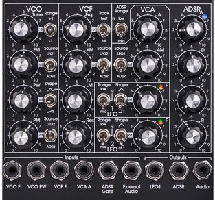 A111-5  MINI SYNTHESIZER VOICE