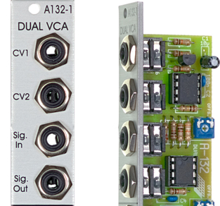 A132-1 DUAL VCA (SSM VERSION)