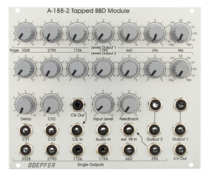 A188-2 TAPPED BBD MODULE