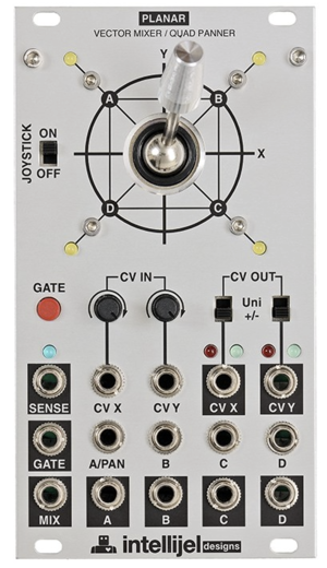 INTELLIJEL DESIGNS PLANAR