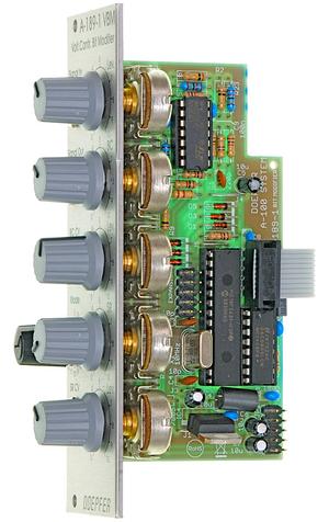 A189-1 VOLTAGE CONTROLLED BIT CRUNCHER