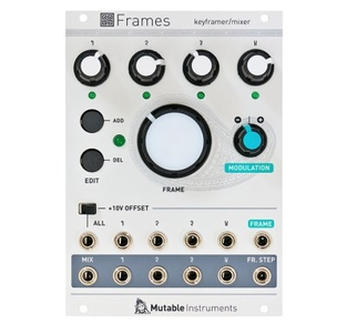 MUTABLE INSTRUMENTS - FRAMES