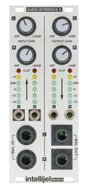 INTELLIJEL DESIGNS AUDIO INTERFACE II