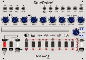 DINSYNC - DRUMDOKTA II