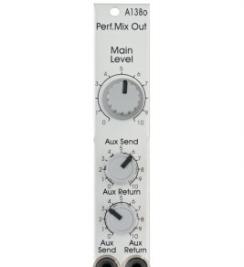 A138o - PERFORMANCE MIXER OUTPUT
