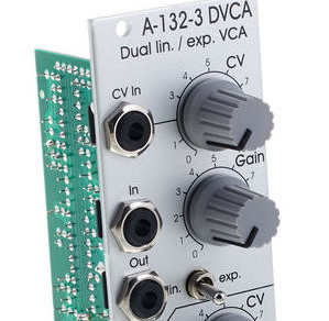 A132-3 DUAL LIN/LOG VCA