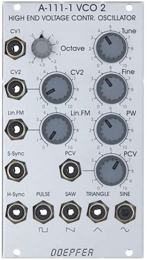 A111-1 HIGH END VCO WITH CEM3340
