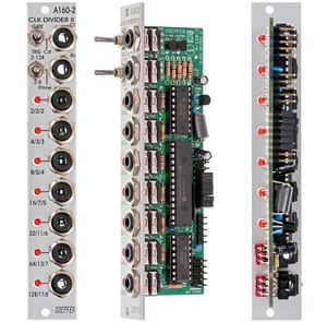 A160-2 CLOCK/TRIGGER DIVIDER