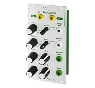 TIPTOP AUDIO - FOLD PROCESSOR