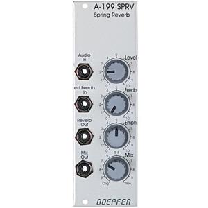 A199 SPRING REVERB