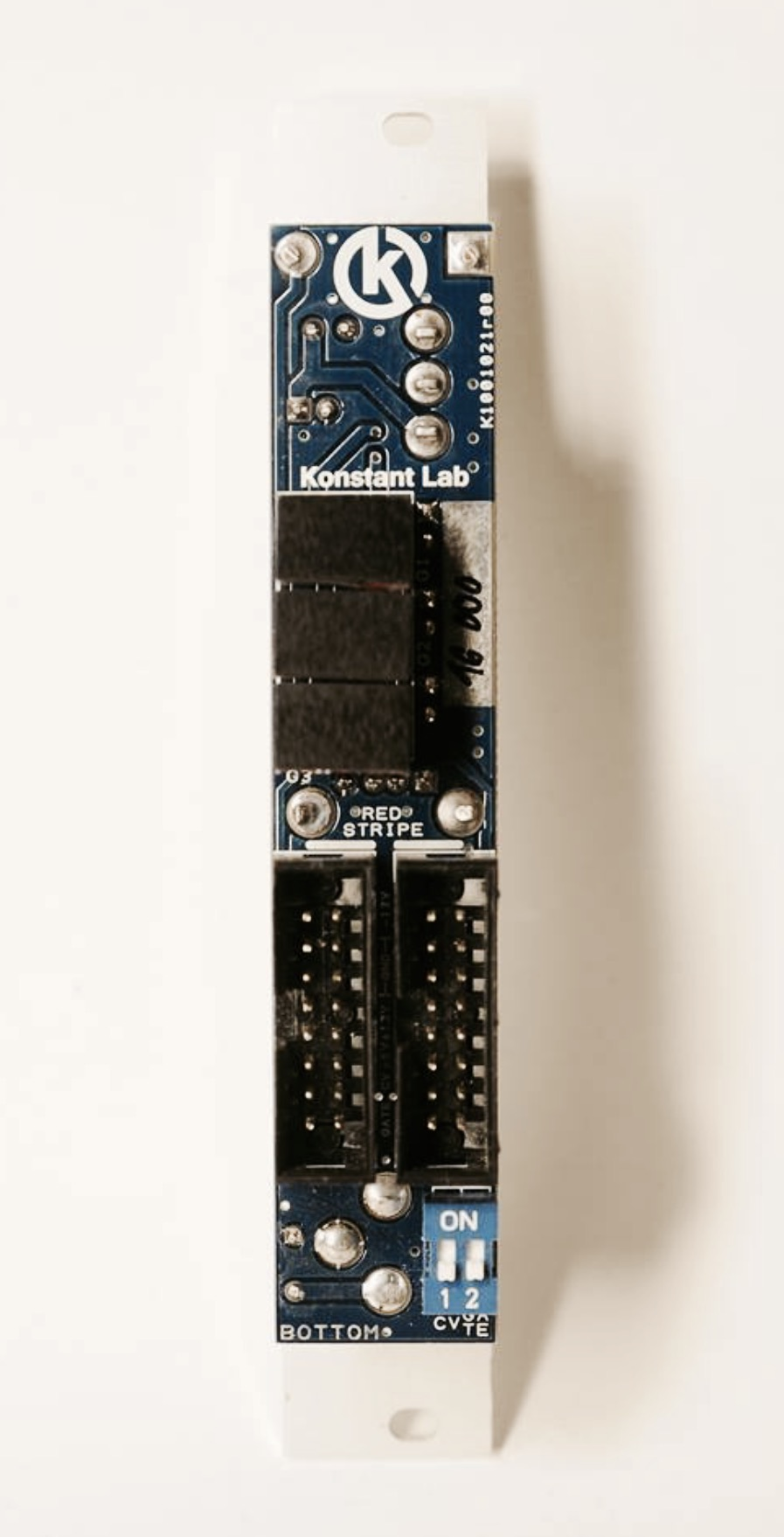 Konstant Lab Micro Power Supply V2 The Synthesizer Network