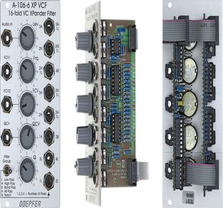 Synthesizer network